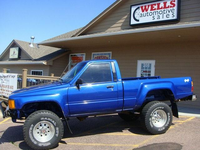 1985 Toyota Pickup For Sale In Brandon South Dakota
