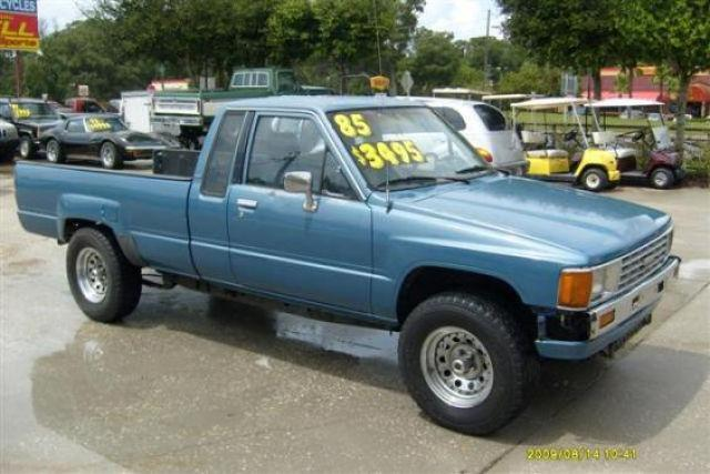 Toyota 22R For Sale >> 1985 Toyota Pickup Deluxe for Sale in Deland, Florida ...