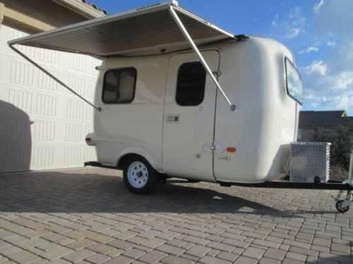 Brilliant 1985 Companion Camperlike Uhaul  Fiberglass RV