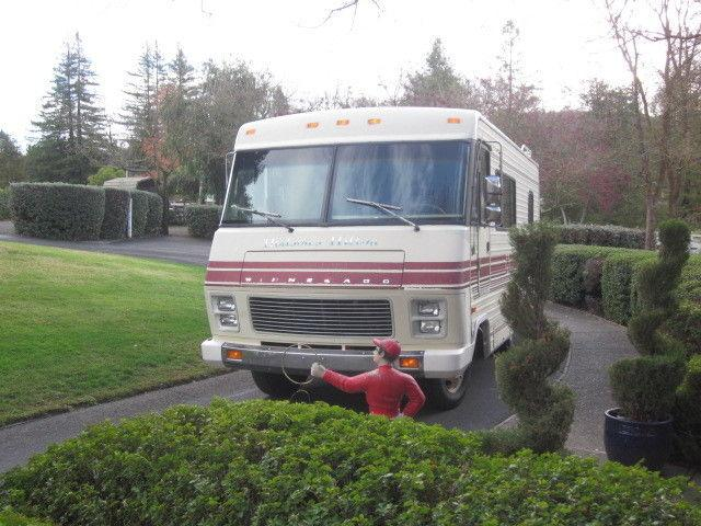 1972 Winnebago Brave Restoration