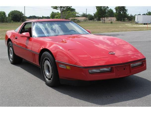 1985 chevrolet corvette for sale in ocala florida classified. Cars Review. Best American Auto & Cars Review