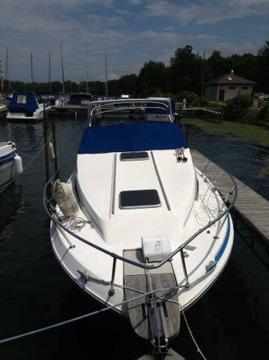 1986 28 sea ray 260 sundancer for sale in erie pennsylvania classified. Black Bedroom Furniture Sets. Home Design Ideas
