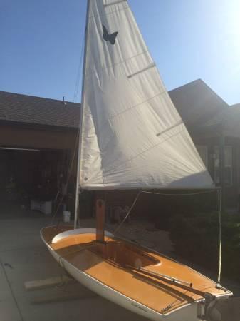 1986 Barnett Butterfly Sailboat For Sale In Greeley