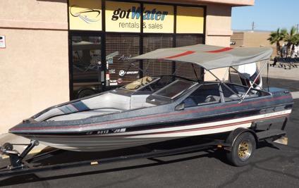 1986 Bayliner Capri 18' Bow Rider