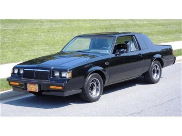 1986 buick grand national for sale in rockville maryland classified. Cars Review. Best American Auto & Cars Review