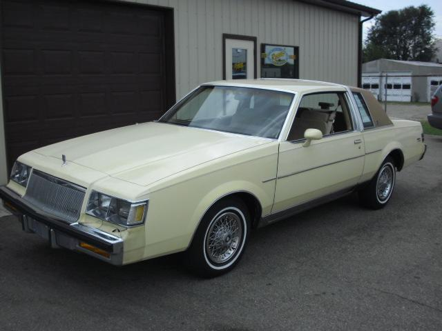 1986 Buick Regal Limited For Sale In Muncie  Indiana Classified