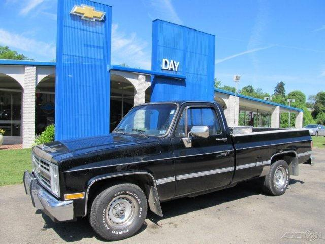 1986 chevrolet c10 k10 for sale in uniontown pennsylvania classified. Black Bedroom Furniture Sets. Home Design Ideas