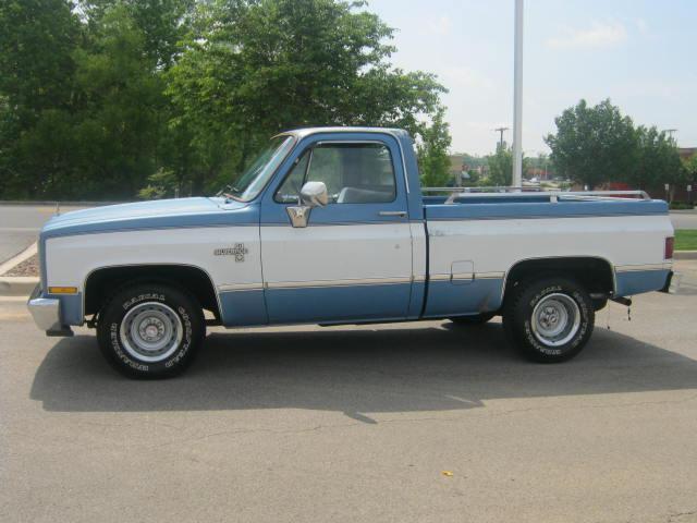 1986 Chevrolet C10 K10 For Sale In Guntersville Alabama