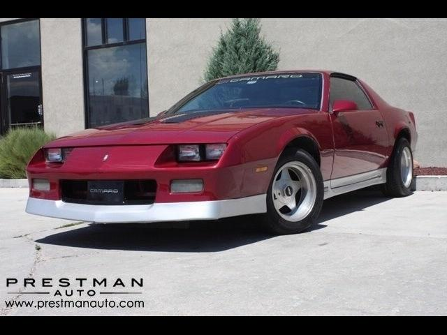 1986 chevrolet camaro for sale in salt lake city utah classified. Black Bedroom Furniture Sets. Home Design Ideas