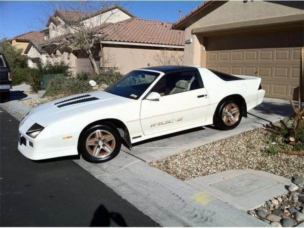 1986 Chevrolet Camaro For Sale In Las Vegas Nevada