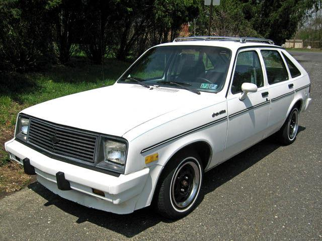 Cars For Sale Nj >> 1986 Chevrolet Chevette CS for Sale in Marlboro, New Jersey Classified | AmericanListed.com