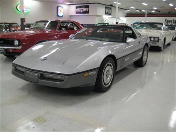 1986 chevrolet corvette for sale in benicia california classified. Black Bedroom Furniture Sets. Home Design Ideas