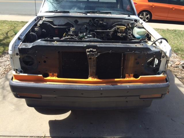 1986 Chevy S10 Parts