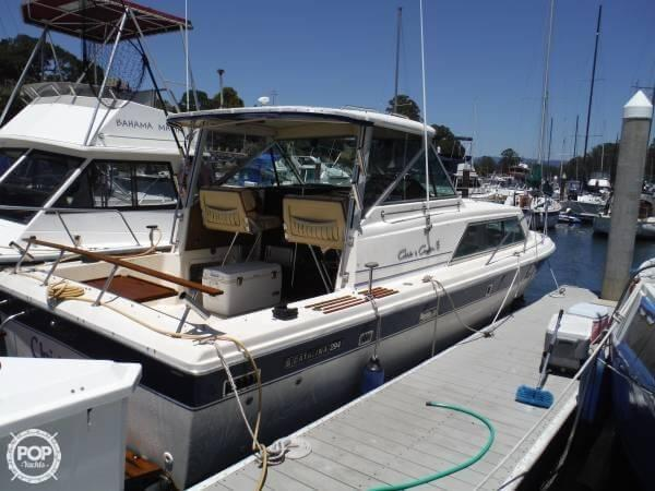 1986 chris craft catalina 294 for sale in capitola for Chris craft boat accessories