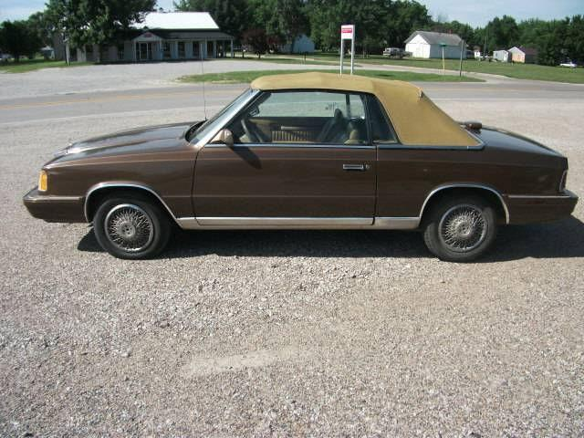 1986 Chrysler Lebaron For Sale In Onawa Iowa Classified Rhonawaamericanlisted: 1986 Chrysler Lebaron Convertible Radio At Gmaili.net