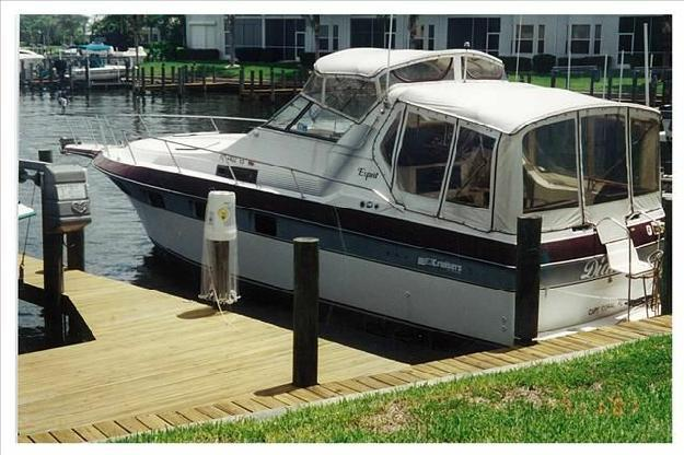 1986 cruisers yachts 3270 esprit for sale in cape coral florida classified. Black Bedroom Furniture Sets. Home Design Ideas