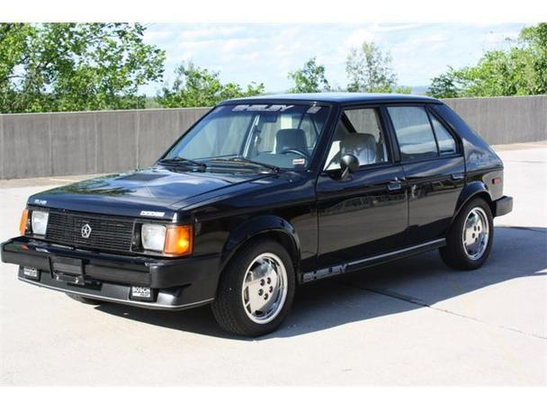 1986 dodge omni glh s shelby for sale in branson missouri classified. Black Bedroom Furniture Sets. Home Design Ideas