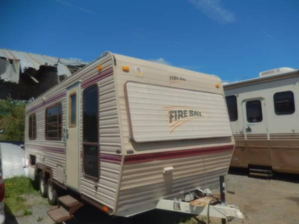 Simple Used Travel Trailers For Sale In California
