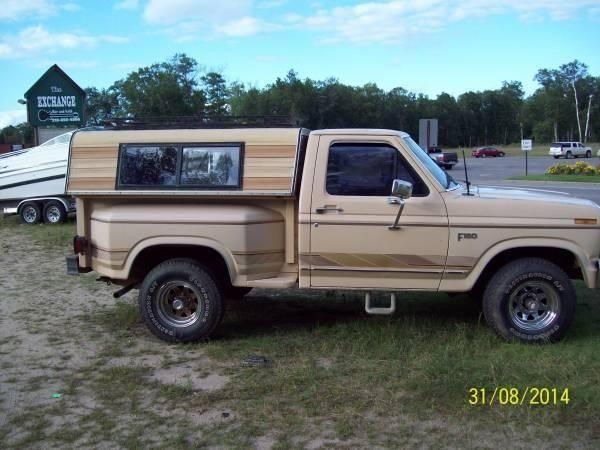 1986 ford f 150 for sale mn for sale in cross lake minnesota classified. Black Bedroom Furniture Sets. Home Design Ideas