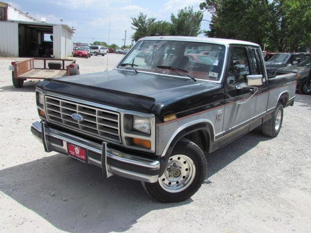 1986 ford f150 for sale in bonham texas classified. Black Bedroom Furniture Sets. Home Design Ideas