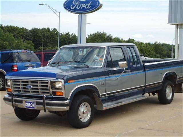 1986 Ford F150 For Sale In Crete Nebraska Classified