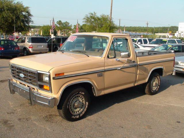 1986 ford f150 xl for sale in north charleston south carolina classified. Black Bedroom Furniture Sets. Home Design Ideas