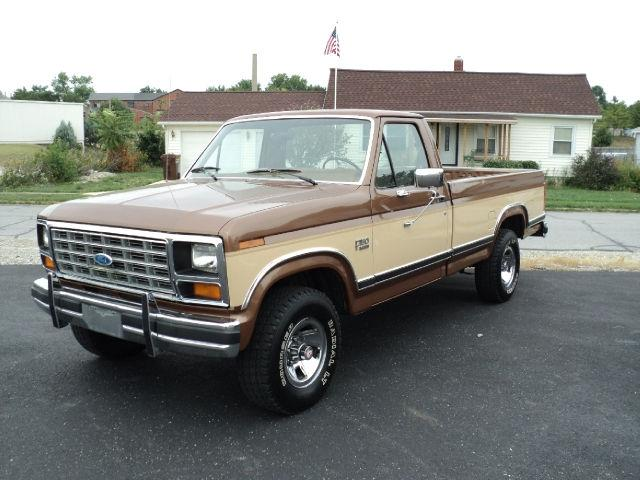 1986 Ford F150 Xl For Sale In Columbia City  Indiana