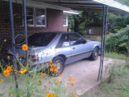 1986 ford mustang gt for sale in atlanta georgia classified. Black Bedroom Furniture Sets. Home Design Ideas