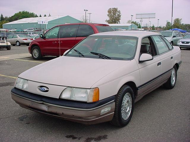 1986 ford taurus lx for sale in pontiac michigan. Black Bedroom Furniture Sets. Home Design Ideas