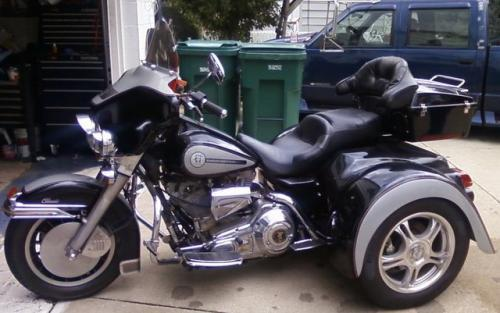 Harley Trikes For Sale >> 1986 Harley Davidson FLHTC Trike for Sale in Painesville, Ohio Classified | AmericanListed.com