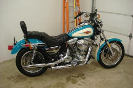 New Dyna Motorcycles For Sale Minneapolis Mn >> 1986 Harley-Davidson FXRS Sport Motorcycle 2400 miles for Sale in Minneapolis, Minnesota ...