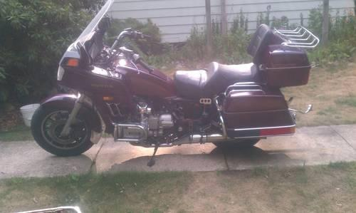 1986 Honda Goldwing