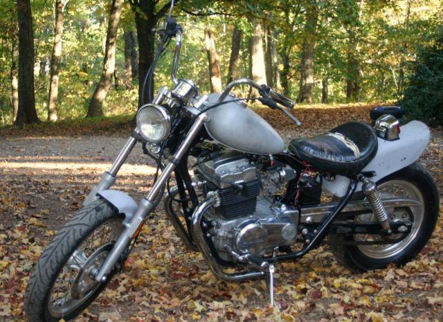 1986 Honda Rebel CMX 450
