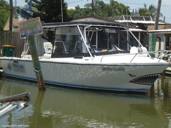 1986 island hopper 30 charter boat for sale in marco for Charter fishing marco island