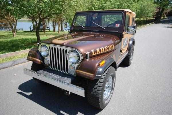 1986 jeep cj 2dr utility for sale in smyrna georgia classified. Black Bedroom Furniture Sets. Home Design Ideas
