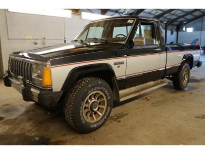 1986 Jeep Comanche X 4wd For Sale In Trappe Pennsylvania Classified