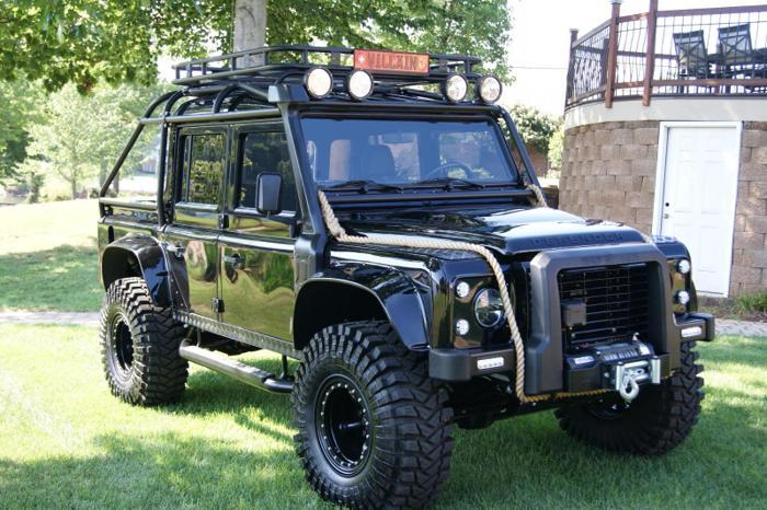 1986 land rover defender 110 truck for sale in san fernando
