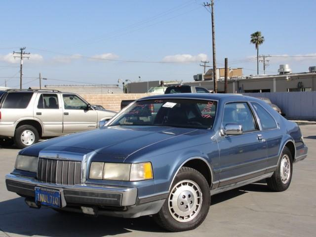 1986 lincoln mark vii lsc for sale in gardena california classified. Black Bedroom Furniture Sets. Home Design Ideas