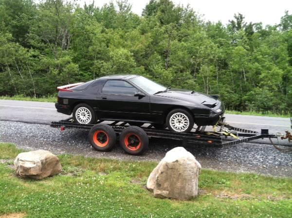 1986 Mazda Rx7 GXL complete part out rx-7