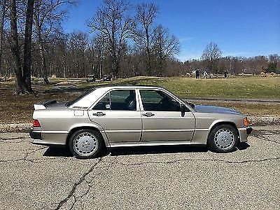 1986 mercedes 190e 2 3 16 valve for sale in great notch new jersey classified. Black Bedroom Furniture Sets. Home Design Ideas