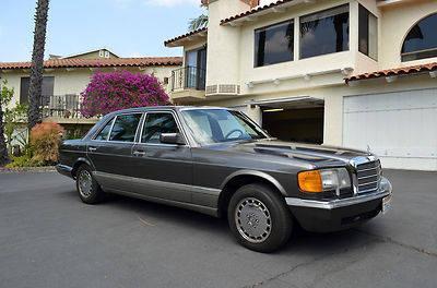 1986 mercedes benz 300sdl base sedan 4 door 3 0l for sale for Mercedes benz 300sdl for sale