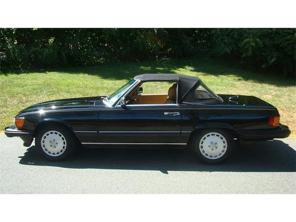 1986 mercedes benz 560sl for sale in gladstone new jersey for Mercedes benz for sale in nj