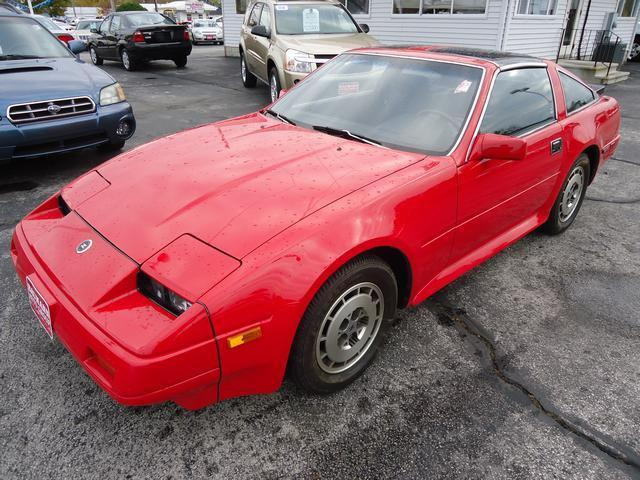 1986 nissan 300zx for sale in fremont ohio classified. Black Bedroom Furniture Sets. Home Design Ideas