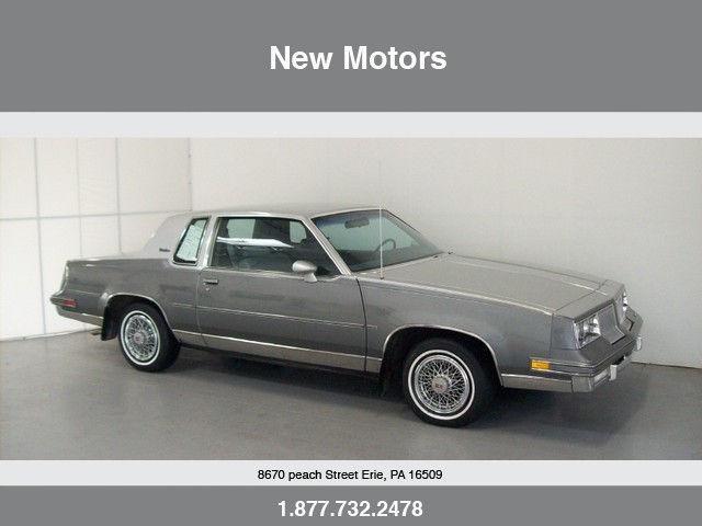 New Motors Subaru Erie Pa >> 1986 Oldsmobile Cutlass Supreme for Sale in Erie ...