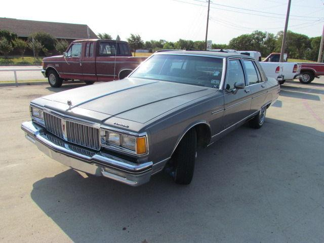 1986 Pontiac Parisienne Brougham For Sale In Greenville
