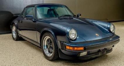 1986 porsche 911 for sale in longview texas classified. Black Bedroom Furniture Sets. Home Design Ideas