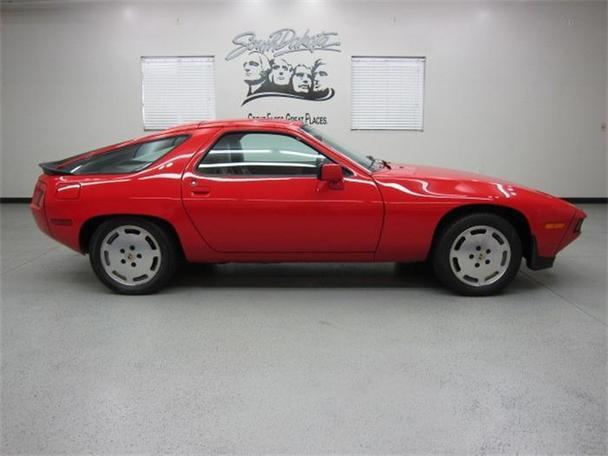 Car Rentals In Sioux Falls Sd ... | 1986 Porsche 928 Model Car for Sale in Sioux Falls SD | 4368980451