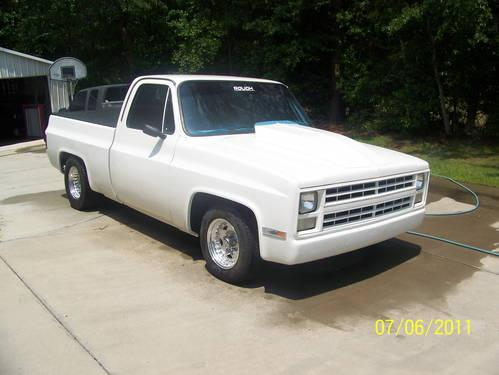 1986 pro street chevy truck for sale in aiken south carolina classified. Black Bedroom Furniture Sets. Home Design Ideas