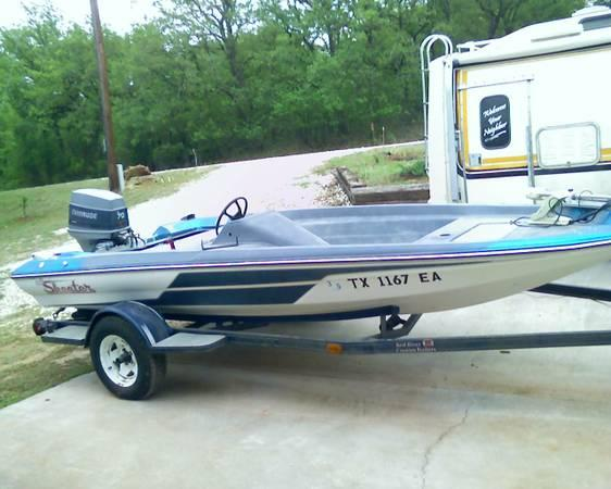 1986 SKEETER BASS BOAT - for Sale in Nocona, Texas ...