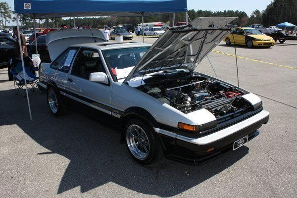 1986 toyota corolla gts ae86 trueno for sale in ocala florida classified. Black Bedroom Furniture Sets. Home Design Ideas